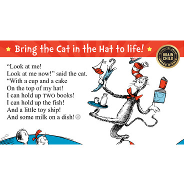 The Cat in the Hat – Read & Learn – Dr. Seuss