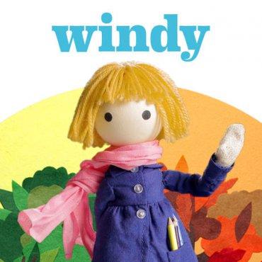 Meet Windy – Windy and Friends Puppet Activities for Children