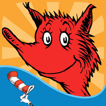 Fox in Socks- Read&Learn Dr. Seuss