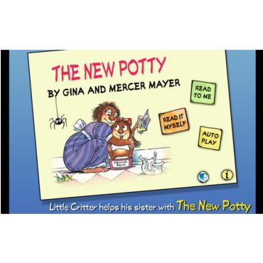 The New Potty- Little Critter