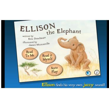 Ellison the Elephant