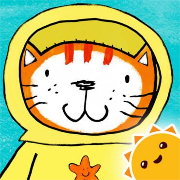 Poppy Cat & the Bubble Volcano