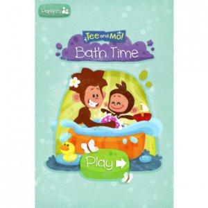 Tee and Mo Bath Time 4