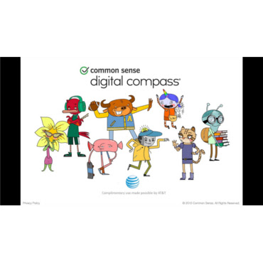 Digital Compass by Common Sense